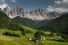 Santa Maddalena, Funes Valley (Villnoss), Dolomites, Trentino Alto Adige, South Tyrol, Italy