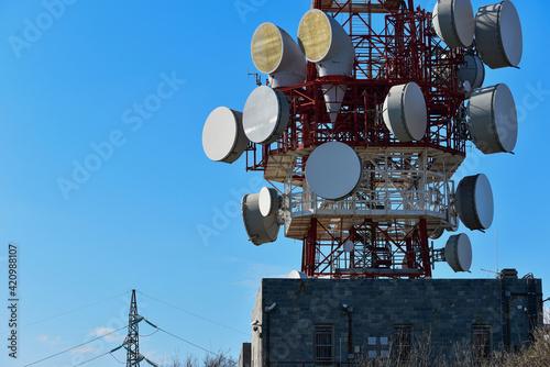 Canvas Antenne per la telecomunicazione