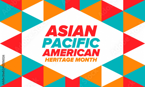 Fotografia Asian Pacific American Heritage Month