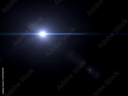 Fotografie, Tablou light flare