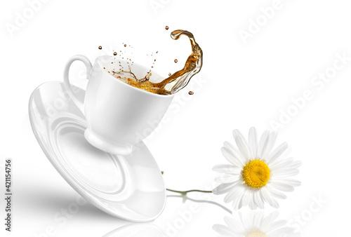Fototapeta cup of coffee obraz