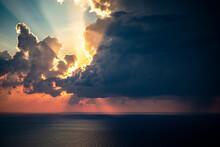 Sunset, Sea, Sky,  Water, Sun, Sunrise, Clouds, Beach, Cloud, Nature, Horizon, Orange, Beautiful, Landscape, Red, Evening, Coast,  Blue, Dusk, Dawn, Beauty, Pink .red Sunset, Boat,   Travel, Sun, Sunr