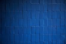 Blue Tile Background Texture