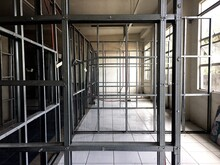 Abandoned Interior Construction