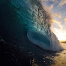 Wave On Sea