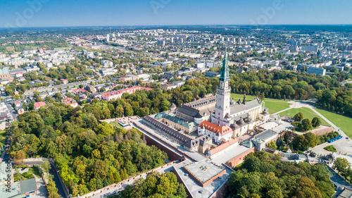Fotografie, Obraz Poland, Częstochowa