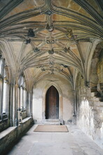Visit To Lacock Abbey