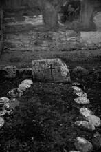 Old Stone Grave