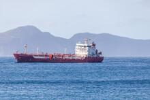 Oil Tanker,tanker Ship,Saint Vincent And The Grenadines,west Indies,caribbean Sea,caribbean Island,wheelhouse,radar Mast,gunwale,cargo Deck,tug,tugboat,tank Ship,caribbean,clouds,coast,island,nature,