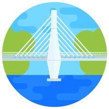 An Icon Design Of Oresund Bridge