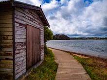 Old Boat Shed