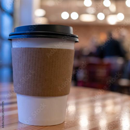 Fototapeta Coffee and Lights obraz