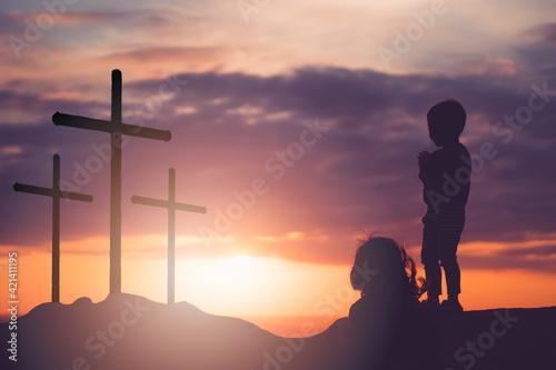 Fotografie, Tablou He is risen