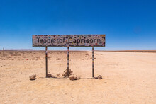 Point Of The Tropic Of Capricorn