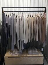 Colour Coordinated Clothes Rail 2