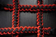 Handmade Woven Paracord String Bracelet
