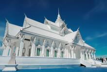 Wat Hin Thaen Lamphachi In Kanchanaburi Province.