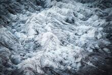 Full Frame Shot Of Ice, Glacier
