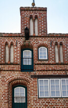 Beautiful Old Architect Building In Lüneburg Germany
