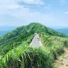Buyen Pavilion On Ruifang Mountain