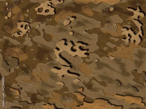 Platan brązowy