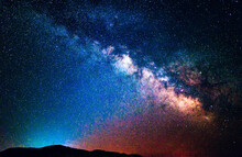 Milky Way And The Galactic Core