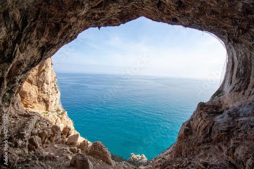 Fotografia grotta dei falsari