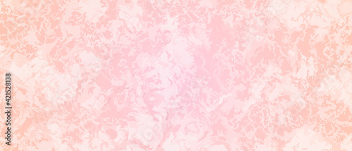 Photo Pink marble texture simple cover background vector design.