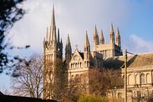 Peterborough Cathedral, United Kingdom