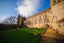 Old Peterborough Cathedral Park, United Kingdom