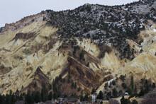 Big Rock Candy Mountain In Marysvale Utah.