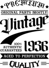 Vintage 1956