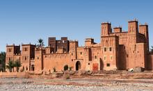 AMERGHIDIL Kasbah Of Ouarzazate In Morocco