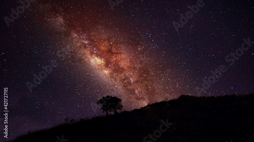 Starry Sky In Andalusia