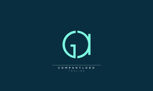 GA AG G AND A Abstract Initial Monogram Letter Alphabet Logo Design