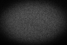 New Leather Texture Black For Background. Close Up