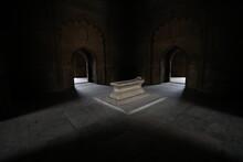 An Interior View Of Tomb Of Safdarjung Innew Delhi.