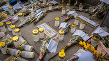 Gamla Stan Corona Diad Memorial