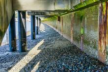 Under Redondo Boardwalk 4