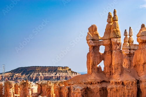 Papel de parede The Hoodoos Of Bryce Canyon Are Just One Of Many Amazing Formations Found In The Park