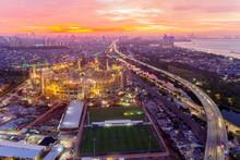 Beautiful Jakarta International Stadium Project