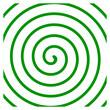 wektor spirala