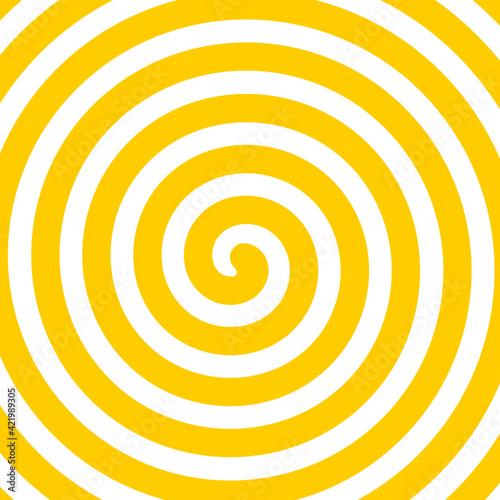 Fototapeta wektor spirala obraz