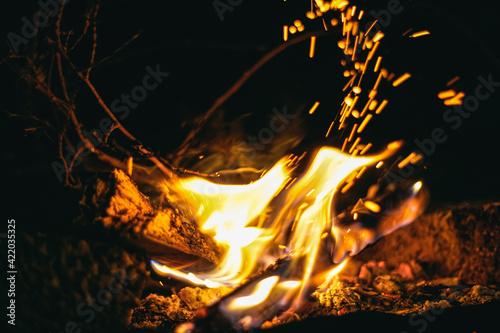 Photo Fuego, fogata
