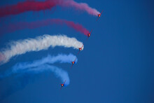 The Red Arrows Royal Air Force Aerobatic Team