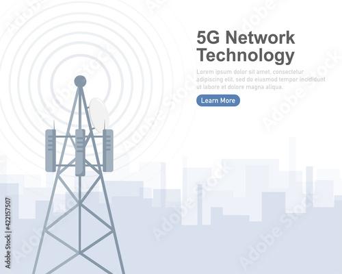 Tela 5g network technology