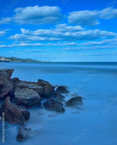 Fototapety, obrazy: rocks and sea