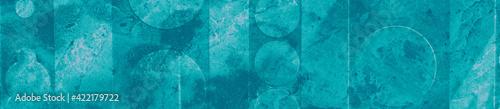 Fototapeta abstract turquoise, celadon and aquamarine colors background for design obraz