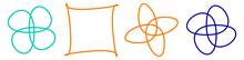 Abstract Motif, Mandala Shape Design Element