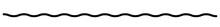 Wavy, Waving, Line. Zig-zag, Criss-cross Lines Vector Illustration. Undulate, Billowy Effect Lines